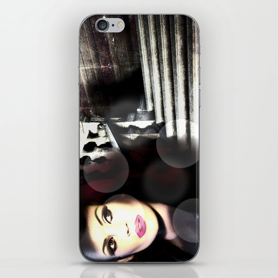 THE STAIRS iPhone & iPod Skin