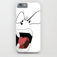 Angry Woman iPhone 6 Slim Case