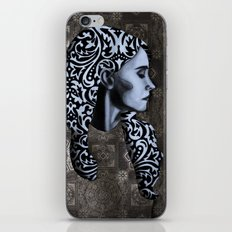 Blending In iPhone & iPod Skin