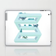 The Impossible Pursuit  Laptop & iPad Skin
