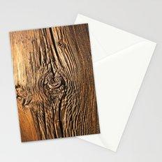 Woodgrain Stationery Cards