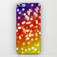 Lights & Gradients VII iPhone & iPod Skin