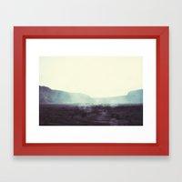 Cr8tr Framed Art Print