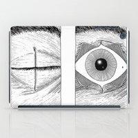 Subject Alpha iPad Case