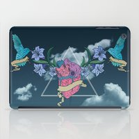 Heart In The Sky iPad Case