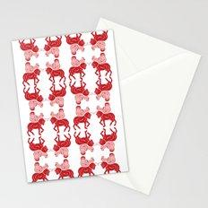 saddle horse   Stationery Cards