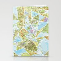 Its a Mixed Up World Stationery Cards
