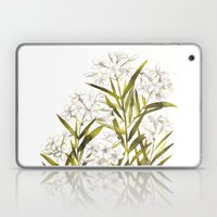 Oleander Laptop & iPad Skin
