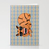 Kickflip Cat Stationery Cards