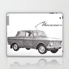 Moskvich 408 Laptop & iPad Skin