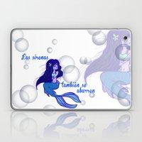 Sirena Laptop & iPad Skin