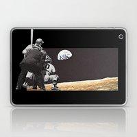 Moon Ball Laptop & iPad Skin