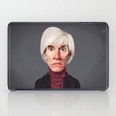 Celebrity Sunday ~ Andy Warhola iPad Case