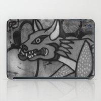 Garuda Dog iPad Case