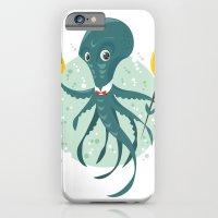 Mr Octopus iPhone 6 Slim Case