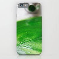 Painting Green #2 iPhone 6 Slim Case