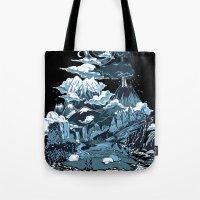 Terra Mikronic Tote Bag