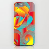 iPhone Cases featuring Posterize Art by Dom67
