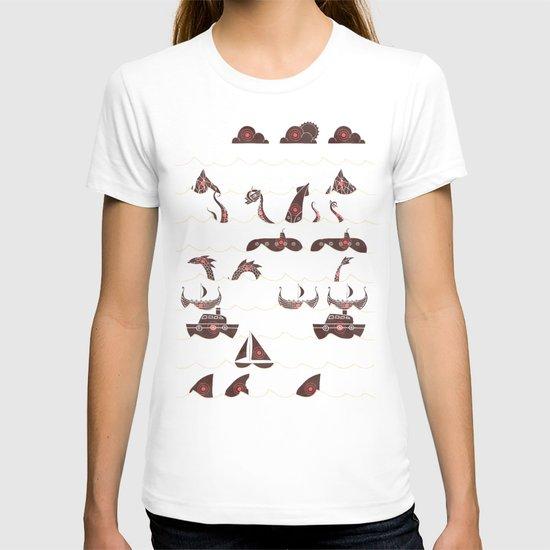 Shooting Gallery T-shirt