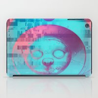 Kitty Of The Rising Sun iPad Case