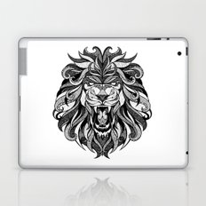 Angry Lion - Drawing Laptop & iPad Skin