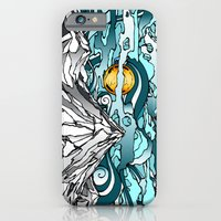 Turquoise Sky iPhone 6 Slim Case