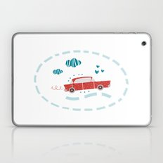 A ride Laptop & iPad Skin