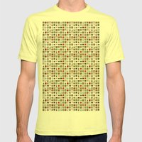 Upsetter Disco Bum Dubplate Special Mens Fitted Tee Lemon SMALL