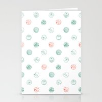 Insects Flight Stationery Cards