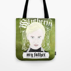 Draco Malfoy from Harry Potter  Tote Bag