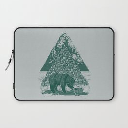 Laptop Sleeve - Teddy Bear Picnic - Louise Hubbard