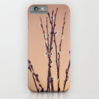 Pussy Willow iPhone 6 Slim Case