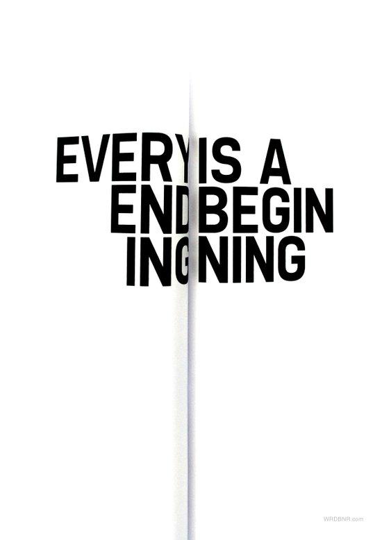 Every Ending Art Print