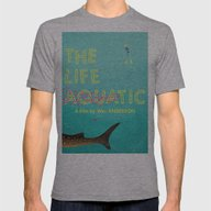 T-shirt featuring The Life Aquatic by Wharton