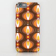 Oohladrop Brown Slim Case iPhone 6s