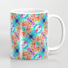 Rainbow Sunburst Mug