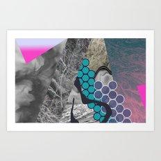 Mish Mash Art Print