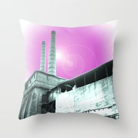 Alzano Throw Pillow