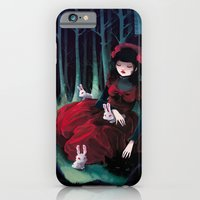 iPhone & iPod Case featuring Asleep by Ludovic Jacqz