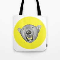 Going Wild 2 Tote Bag