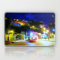 Guanajuato at night Laptop & iPad Skin