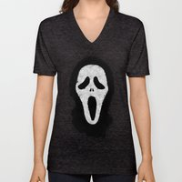 Scream Unisex V-Neck