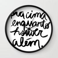 Além Wall Clock