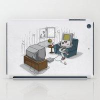 True Computer Love iPad Case