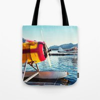 Float Planes Tote Bag