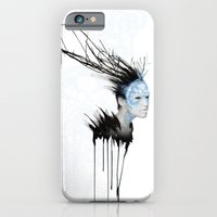 iPhone & iPod Case featuring Fae by Birdskull Studios