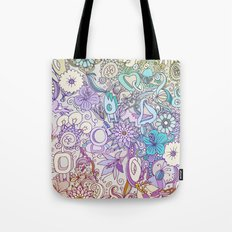 Camtric world creatures Tote Bag