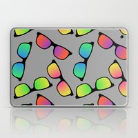 Sunglasses Pattern Laptop & iPad Skin