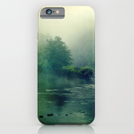 at the river iPhone & iPod Case