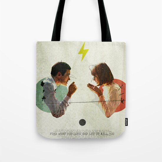 Bland | Collage Tote Bag